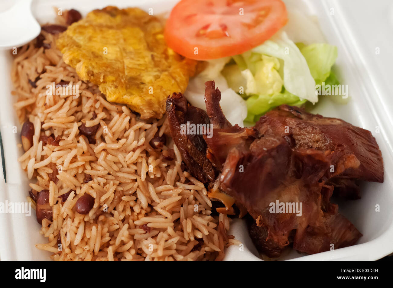 haitian food stock photos haitian food stock images alamy
