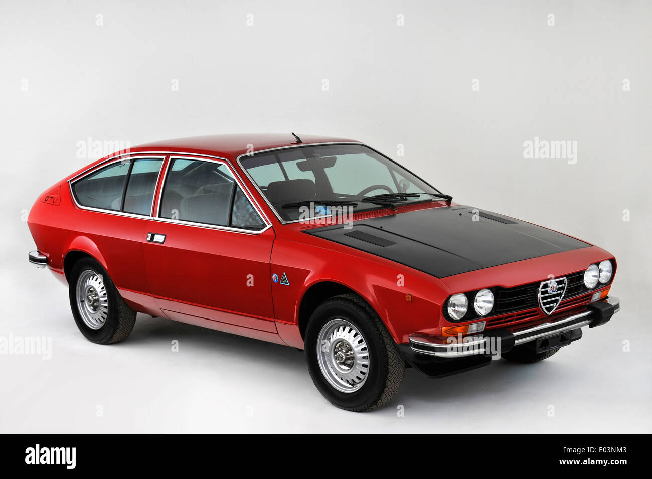 1981 Alfa Romeo Alfetta Gtv Stock Photo Alamy