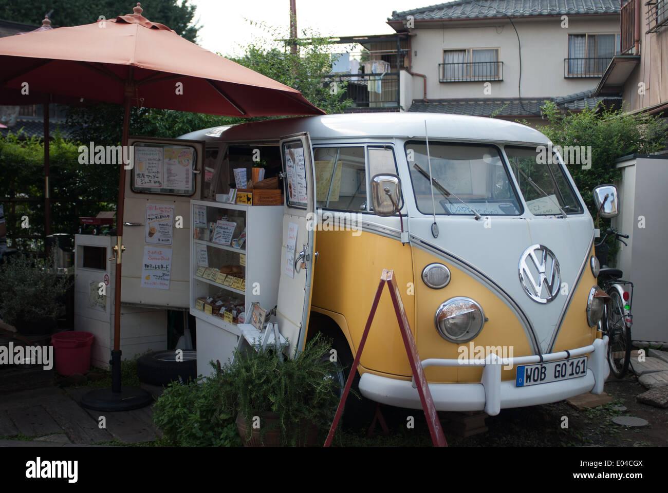 Shop in Kamakura, Kanagawa Prefecture, Japan - Stock Image