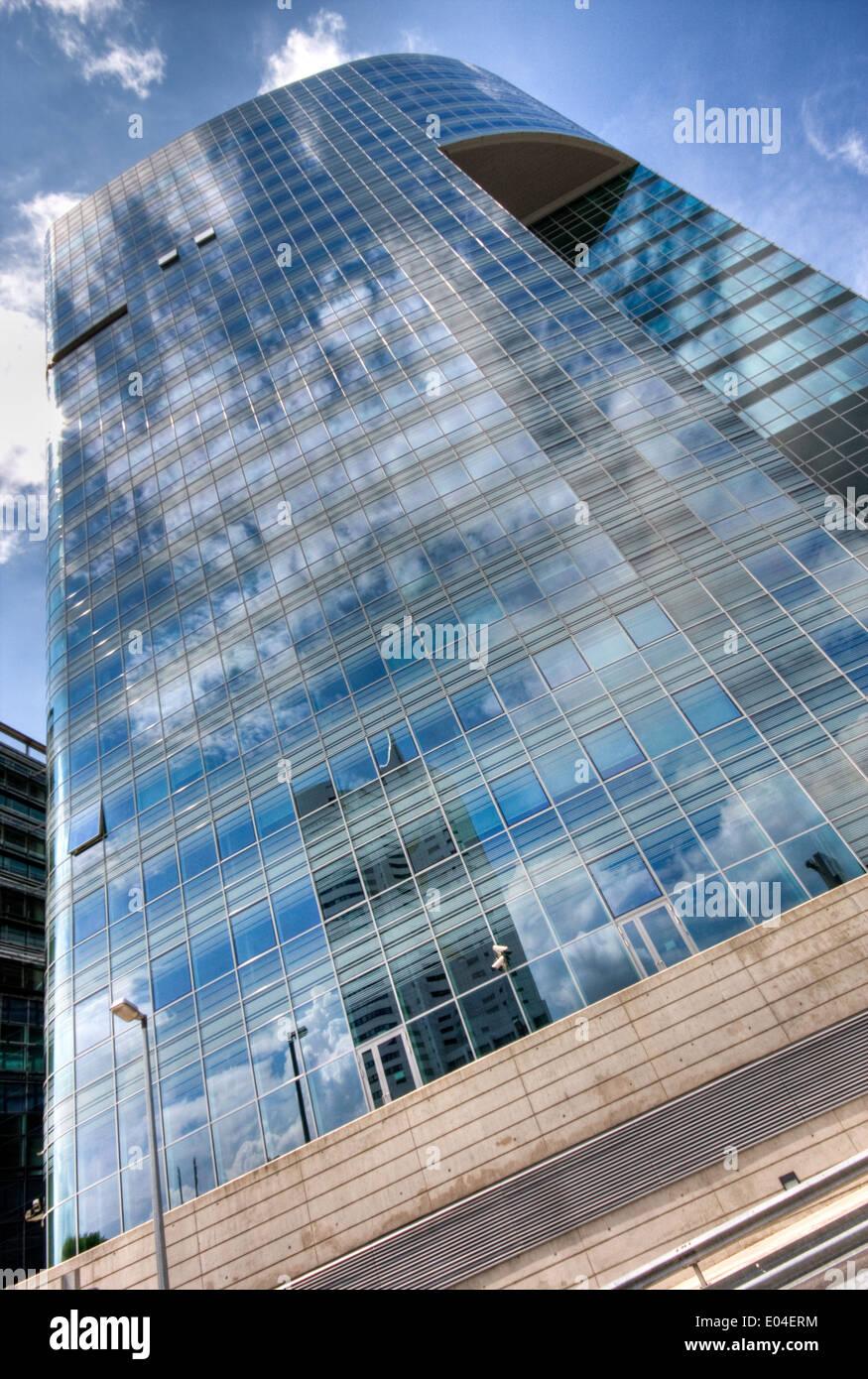Techgate Tower, Wien, Österreich - Stock Image