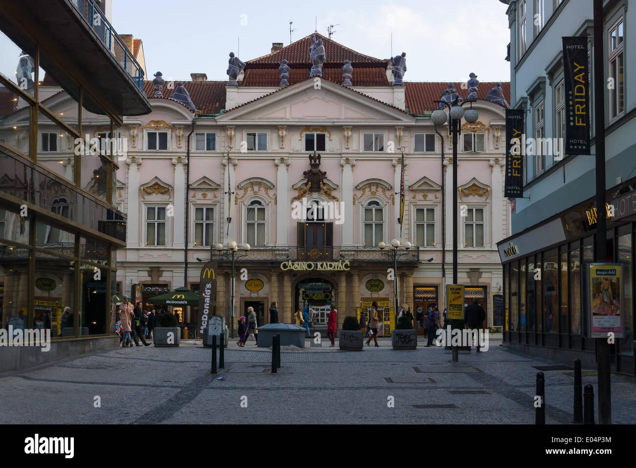 Prague casino old town warcraft 2 game