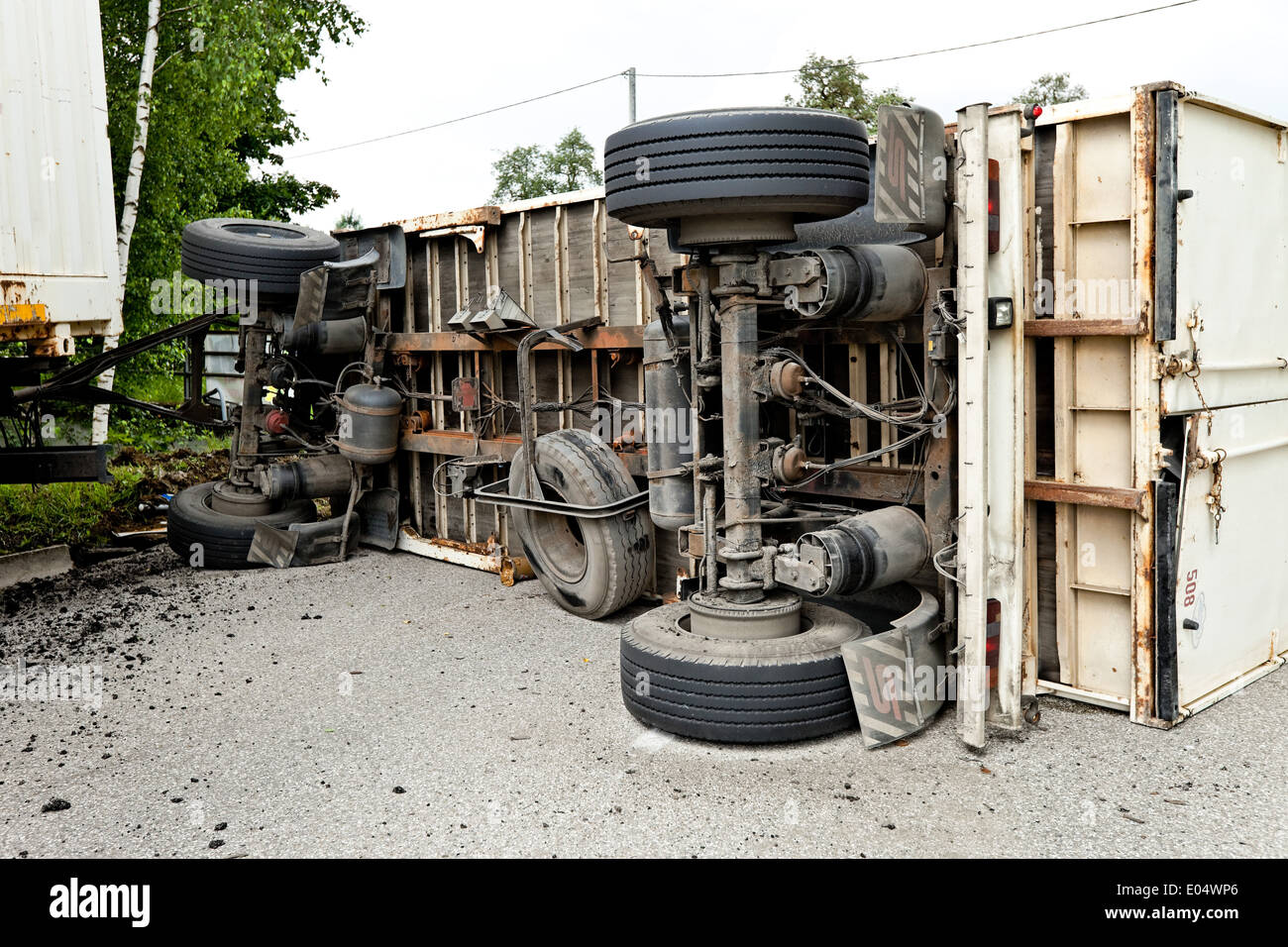 Unfall Accident Stock Photos & Unfall Accident Stock Images - Alamy