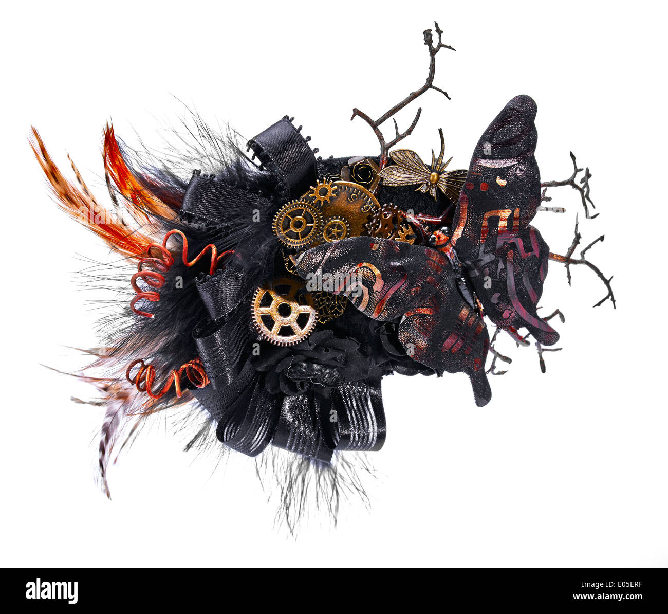 Steam Punk Gothic - Stock Image