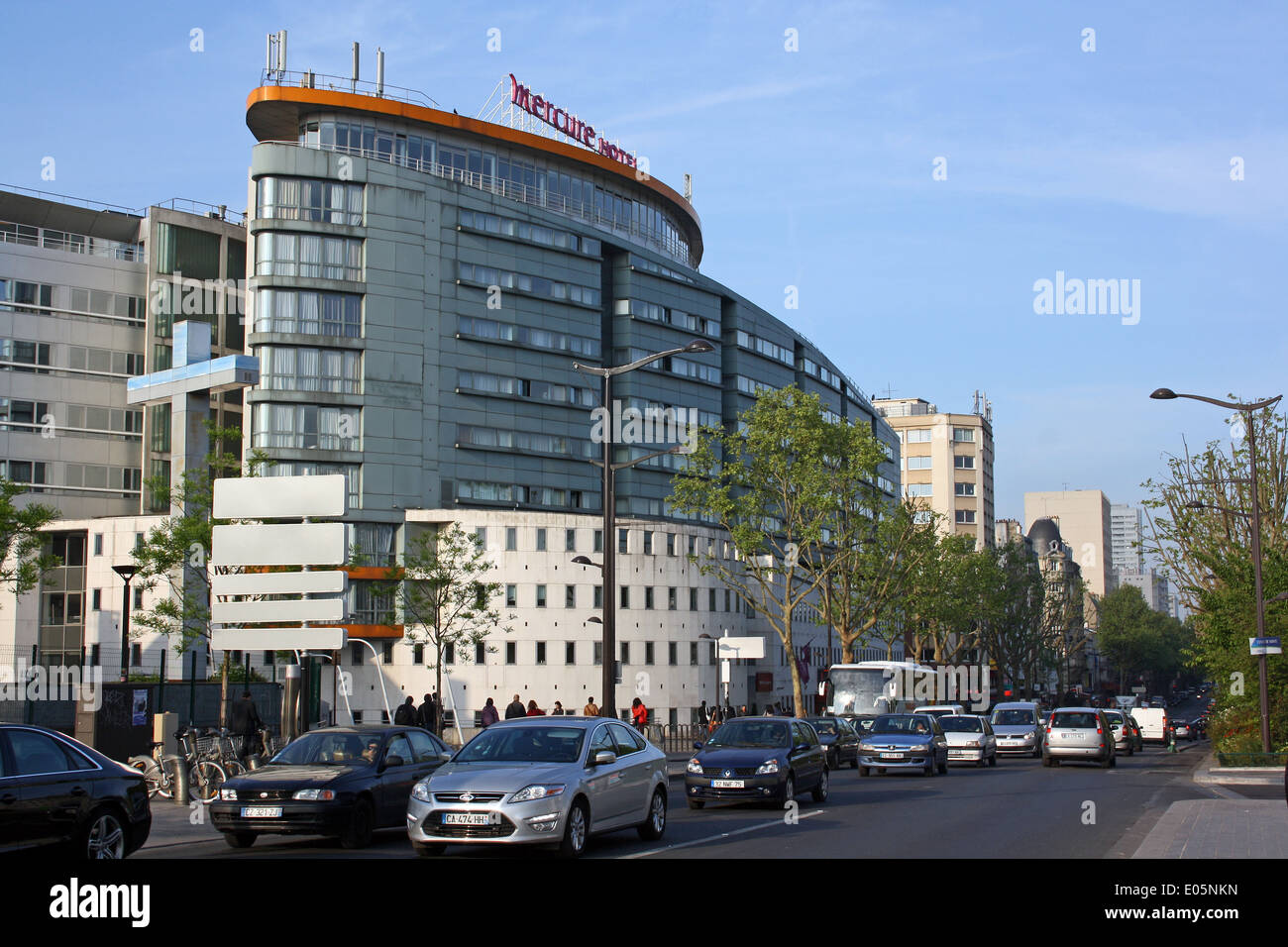 Hotel Mercure Paris Lyon hotel mercure stock photos & hotel mercure stock images - alamy