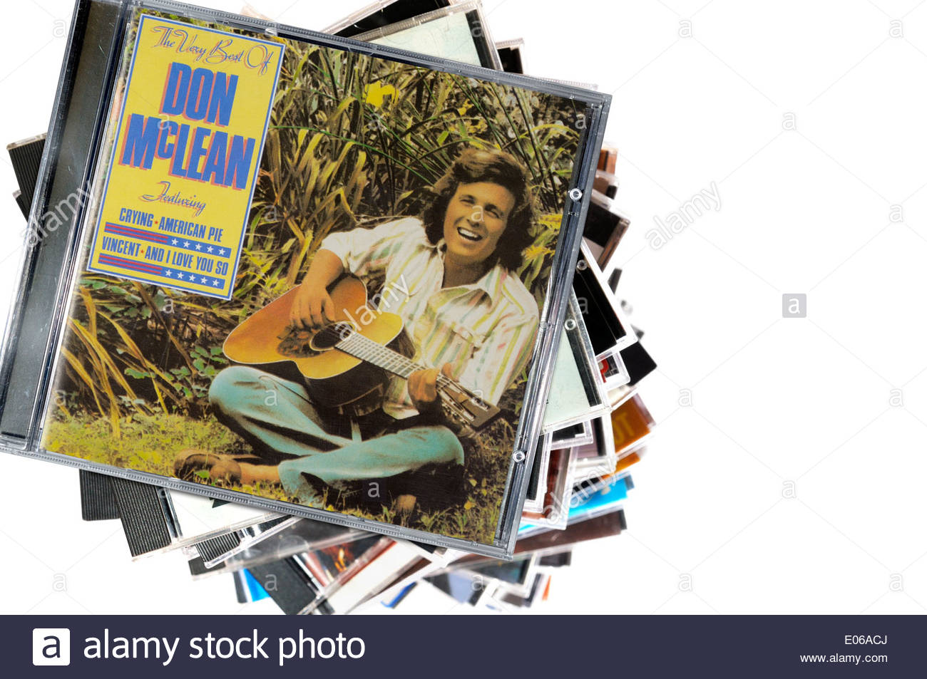 The Very Best Of Don Mclean Stock Photos & The Very Best Of Don