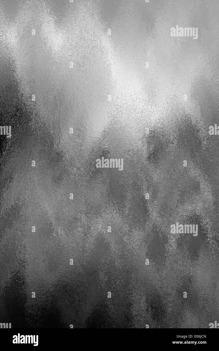 Abstract of stippled glass window Stock Photo