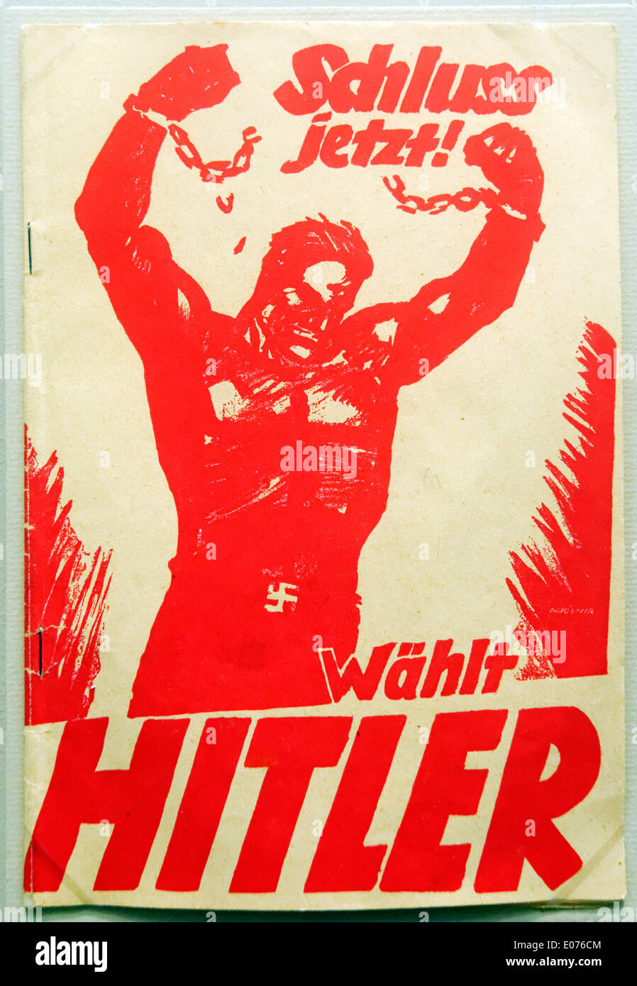 why did germany elect hitler