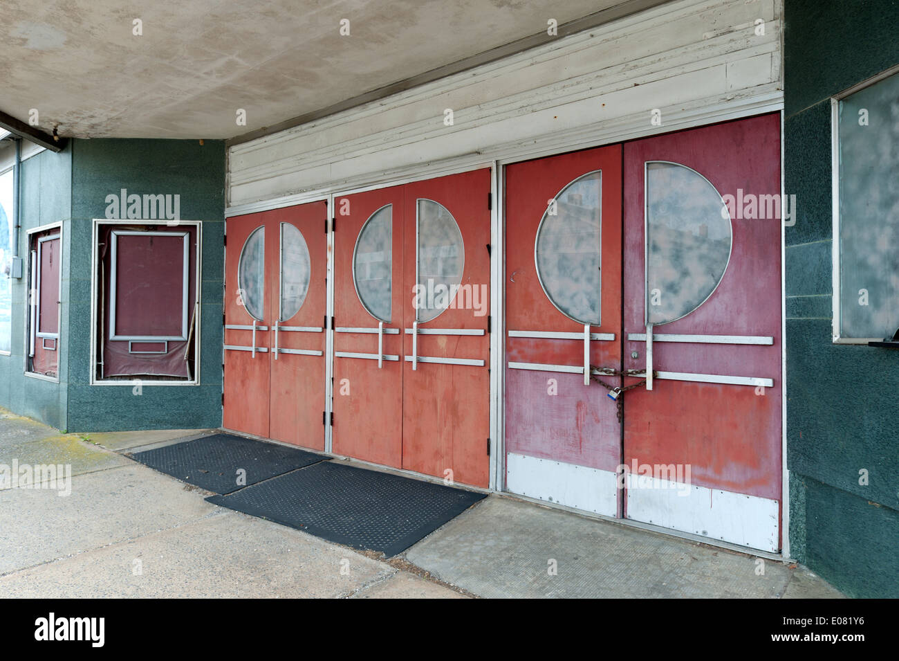 Abandoned Movie Theaters In Virginia