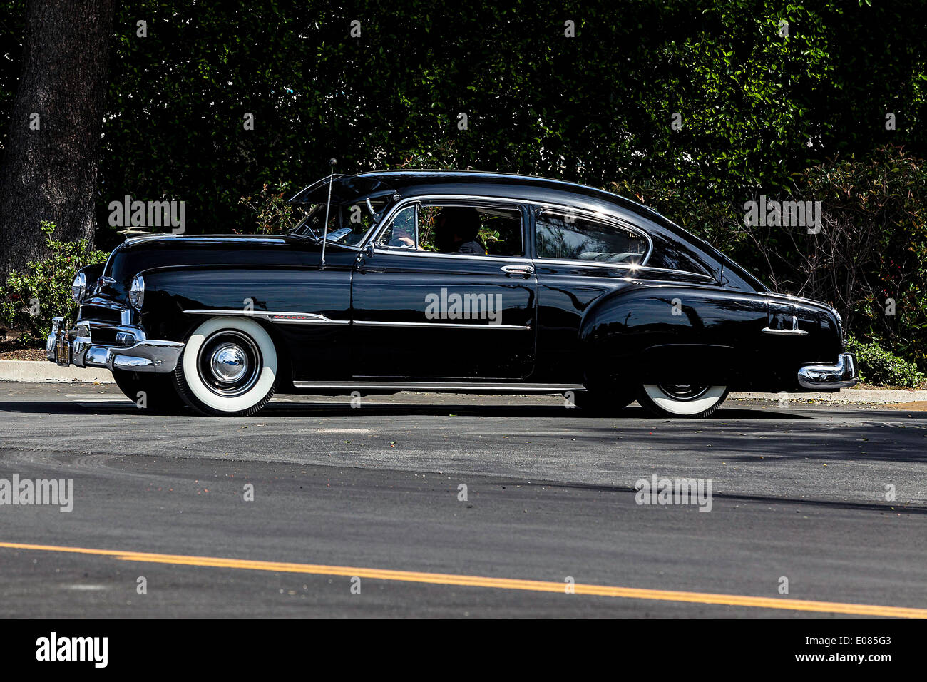All Chevy 1951 chevy styleline deluxe : A 1951 Chevy Styleline Deluxe Stock Photo, Royalty Free Image ...