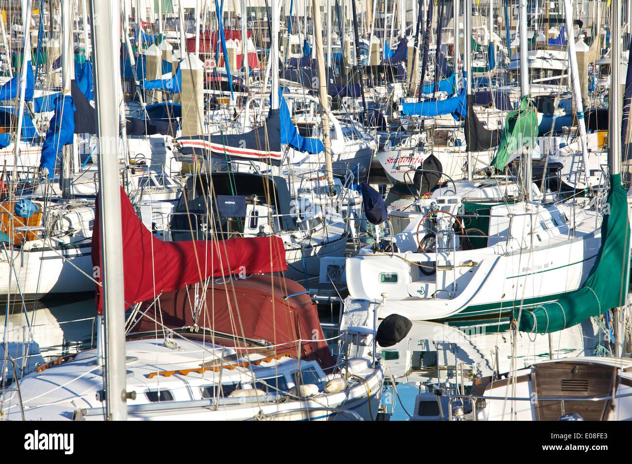 South Beach Marina, San Francisco Stock Photo: 69029243 - Alamy