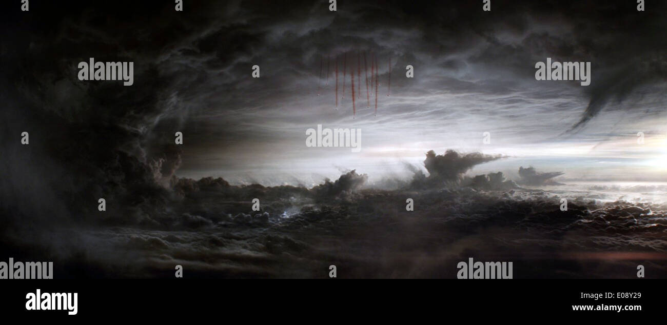 GODZILLA (2014) GARETH EDWARDS (DIR) MOVIESTORE COLLECTION LTD - Stock Image