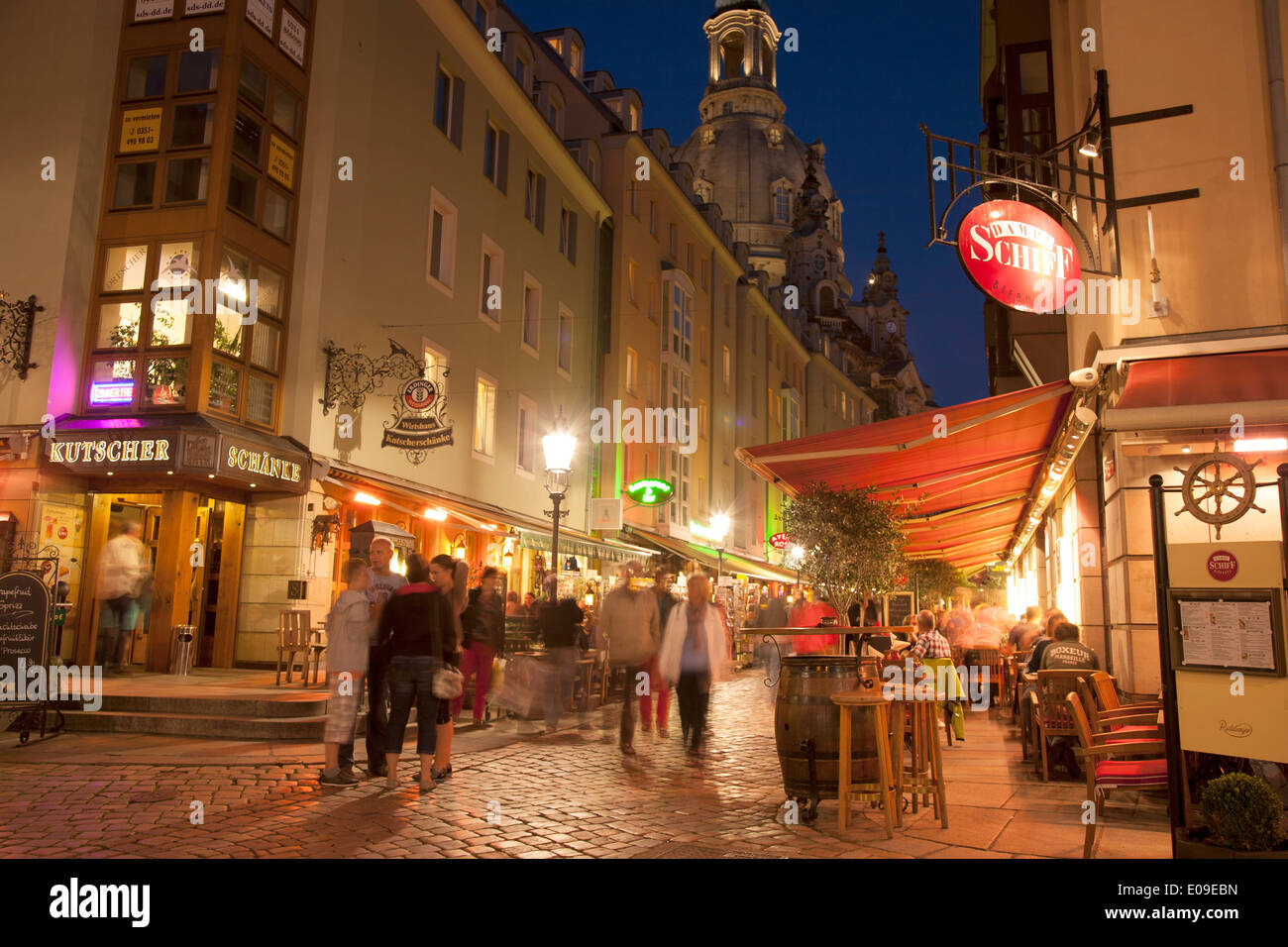 Restaurant In Münzgasse Stock Photos & Restaurant In Münzgasse Stock ...