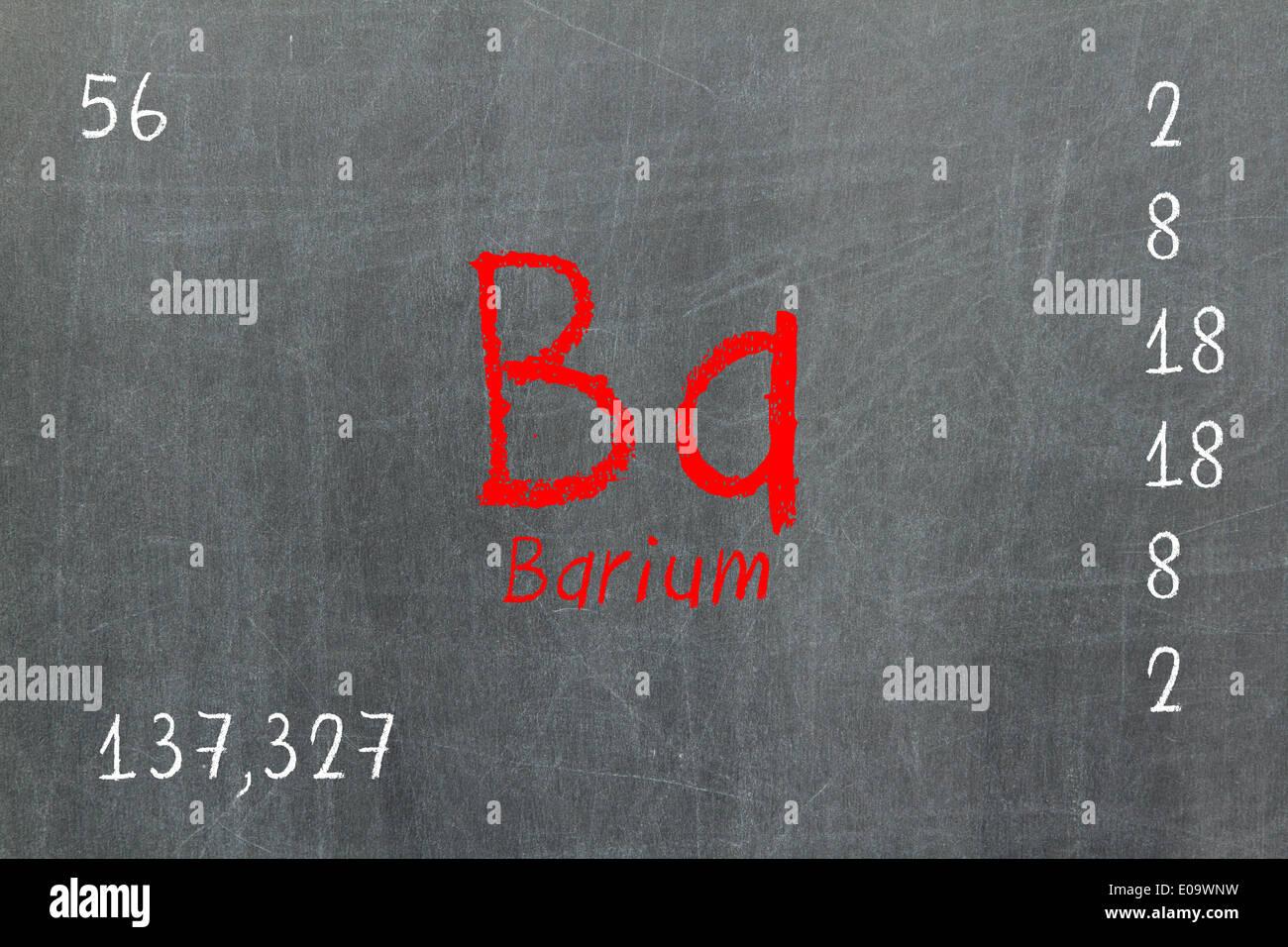 Barium Element Stock Photos Barium Element Stock Images Alamy