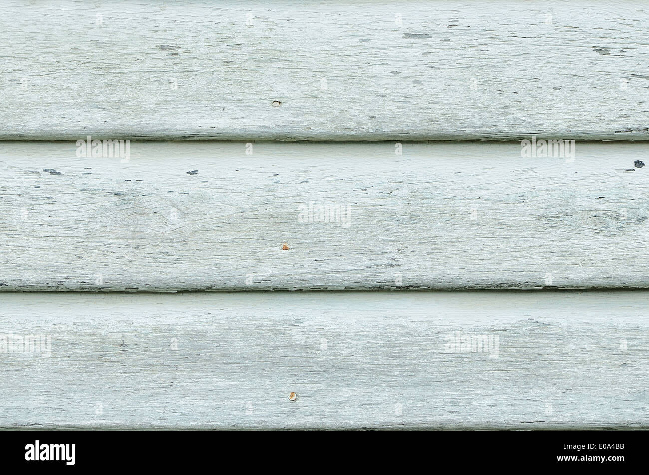 Old wooden planks background - Stock Image