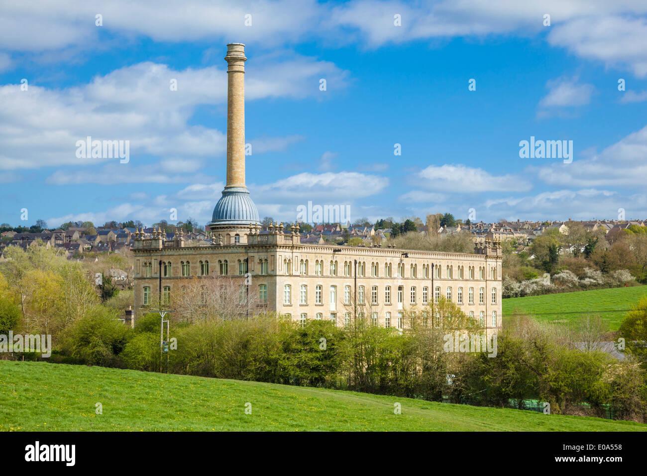 Bliss Mill Chipping Norton Cotswolds Oxforshire England UK EU Europe - Stock Image