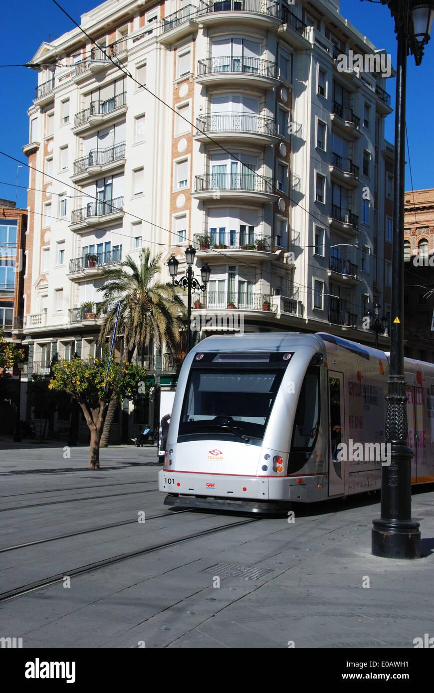 Spanish Tram Stock Photos Amp Spanish Tram Stock Images Alamy