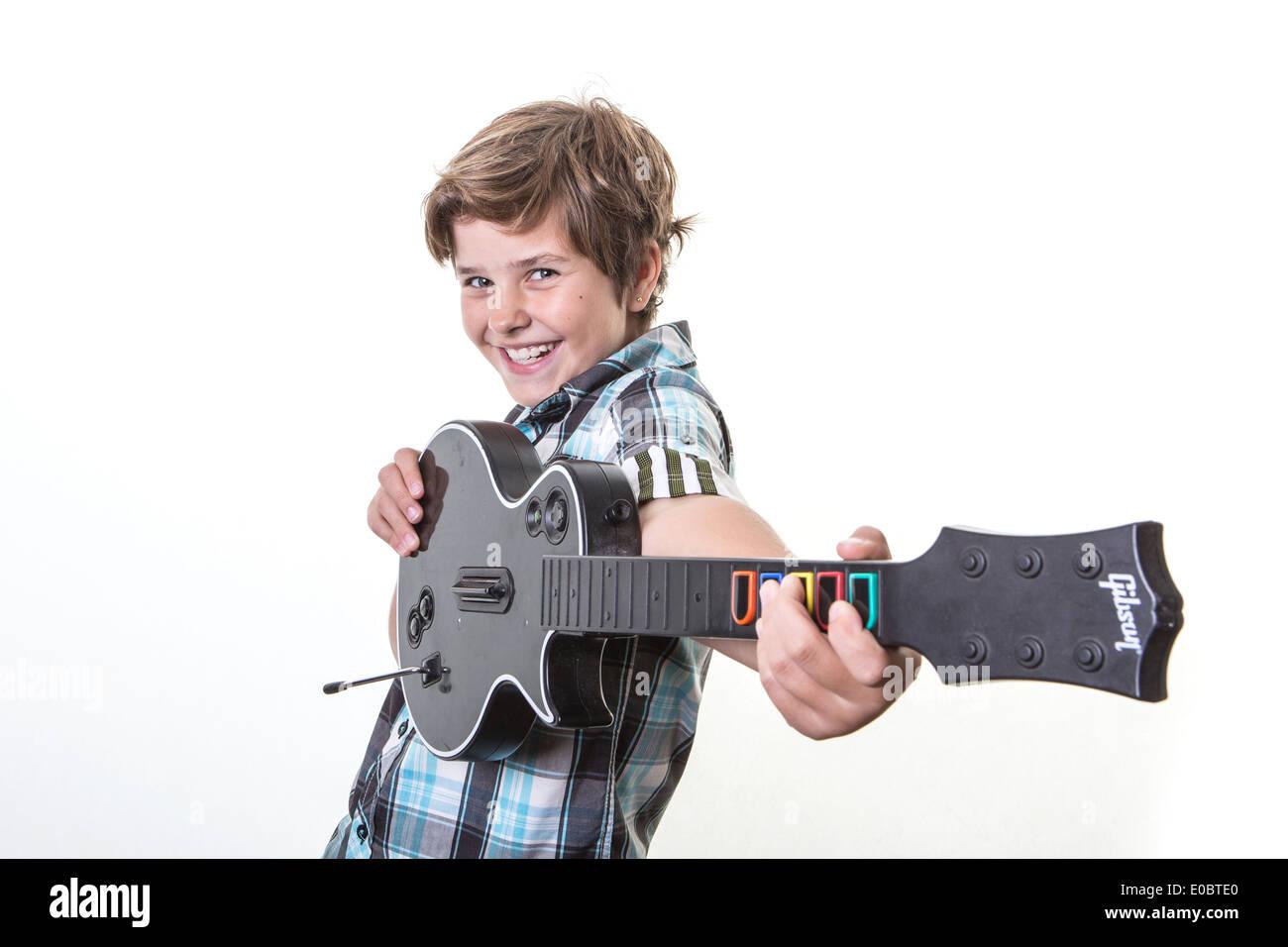 Guitar Hero Stock Photos & Guitar Hero Stock Images - Alamy