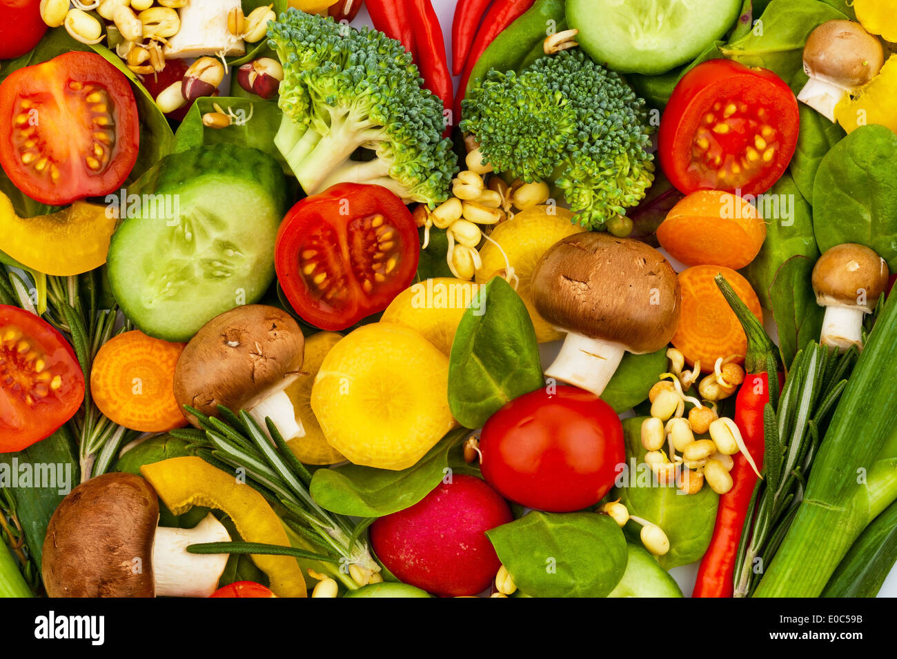 vegetarian diet is considered what in biology?