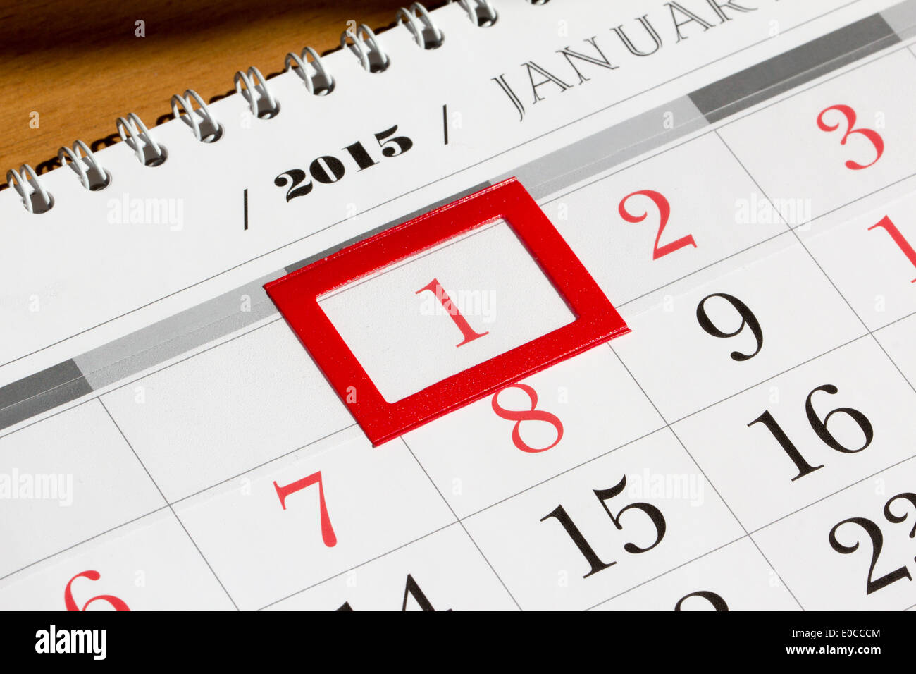 january 2015 calendar stock photos amp january 2015 calendar