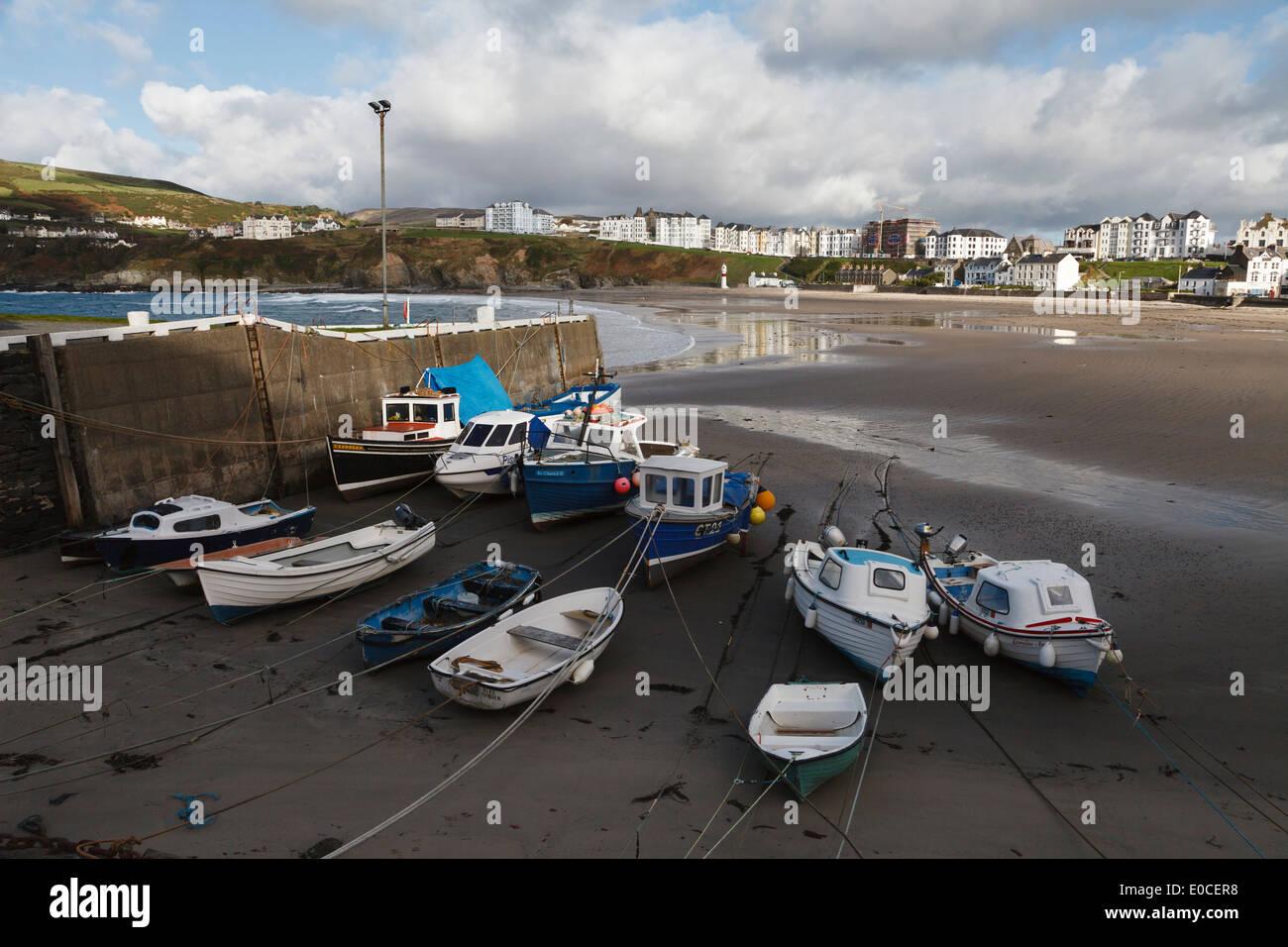 Port Erin, Isle of Man Stock Photo