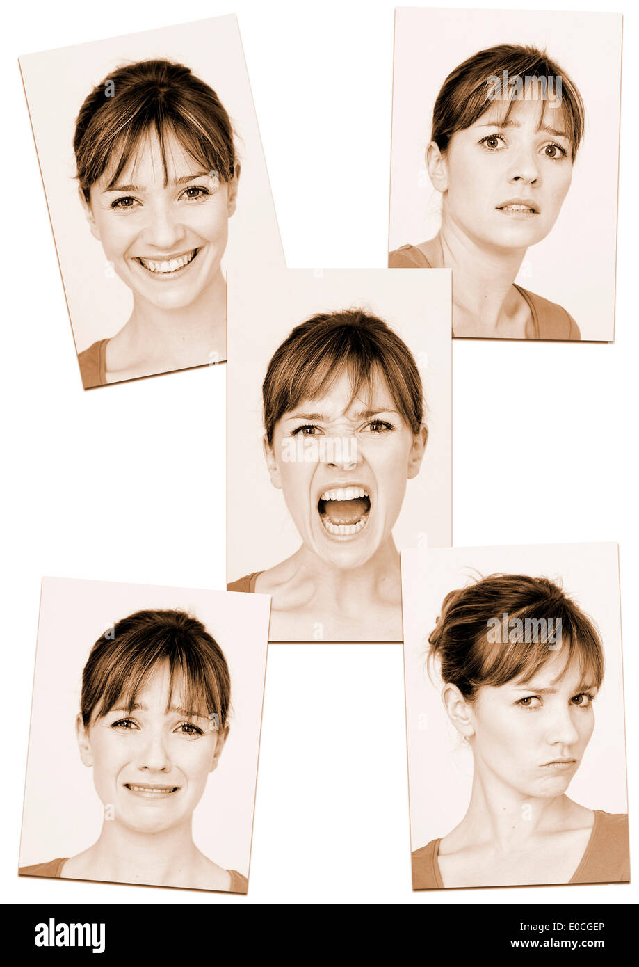 Personality disorder - Stock Image