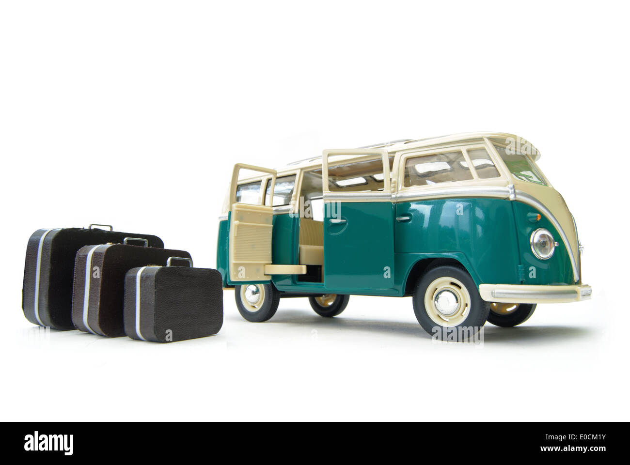 Summer vacation - Stock Image