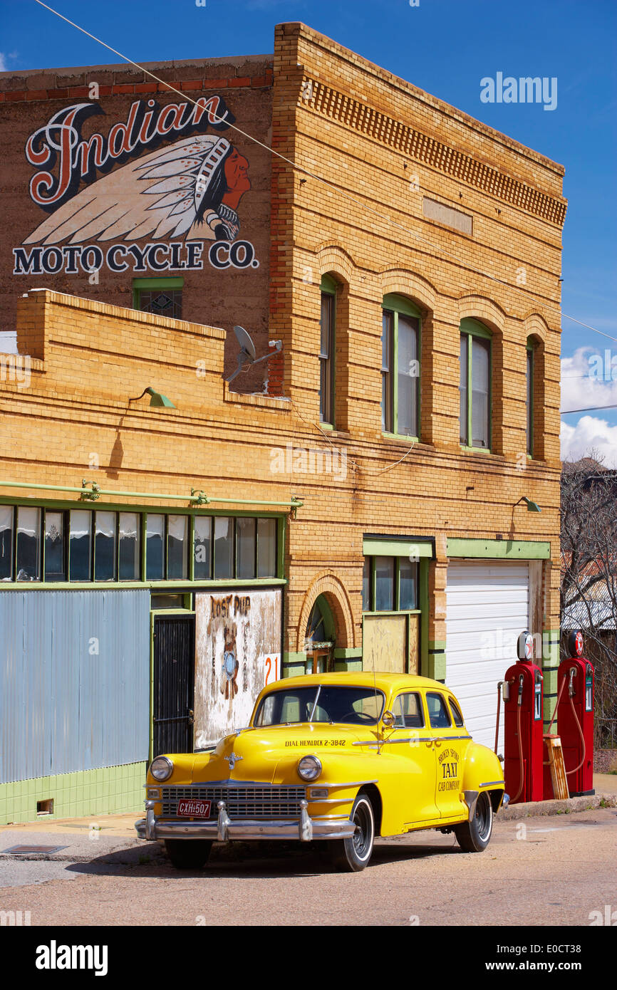 Old Bisbee Stock Photos Old Bisbee Stock Images Alamy - Bisbee car show