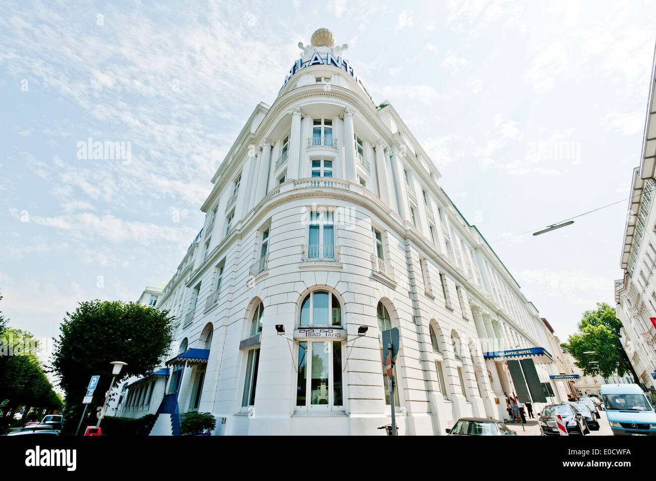 hotel building in hamburg stock photos hotel building in hamburg stock images alamy. Black Bedroom Furniture Sets. Home Design Ideas