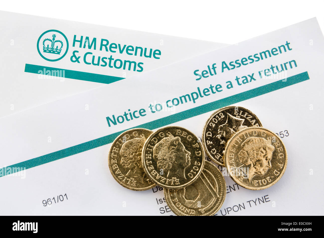how to get tax return uk