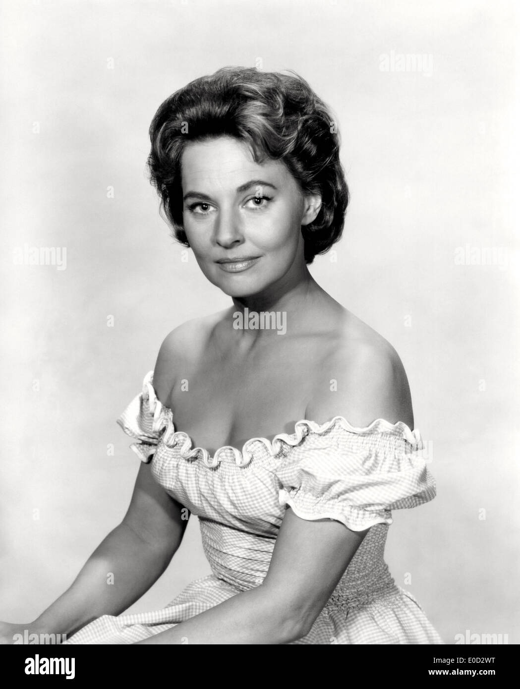 LOLA ALBRIGHT American singer and film actress about  1965 - Stock Image