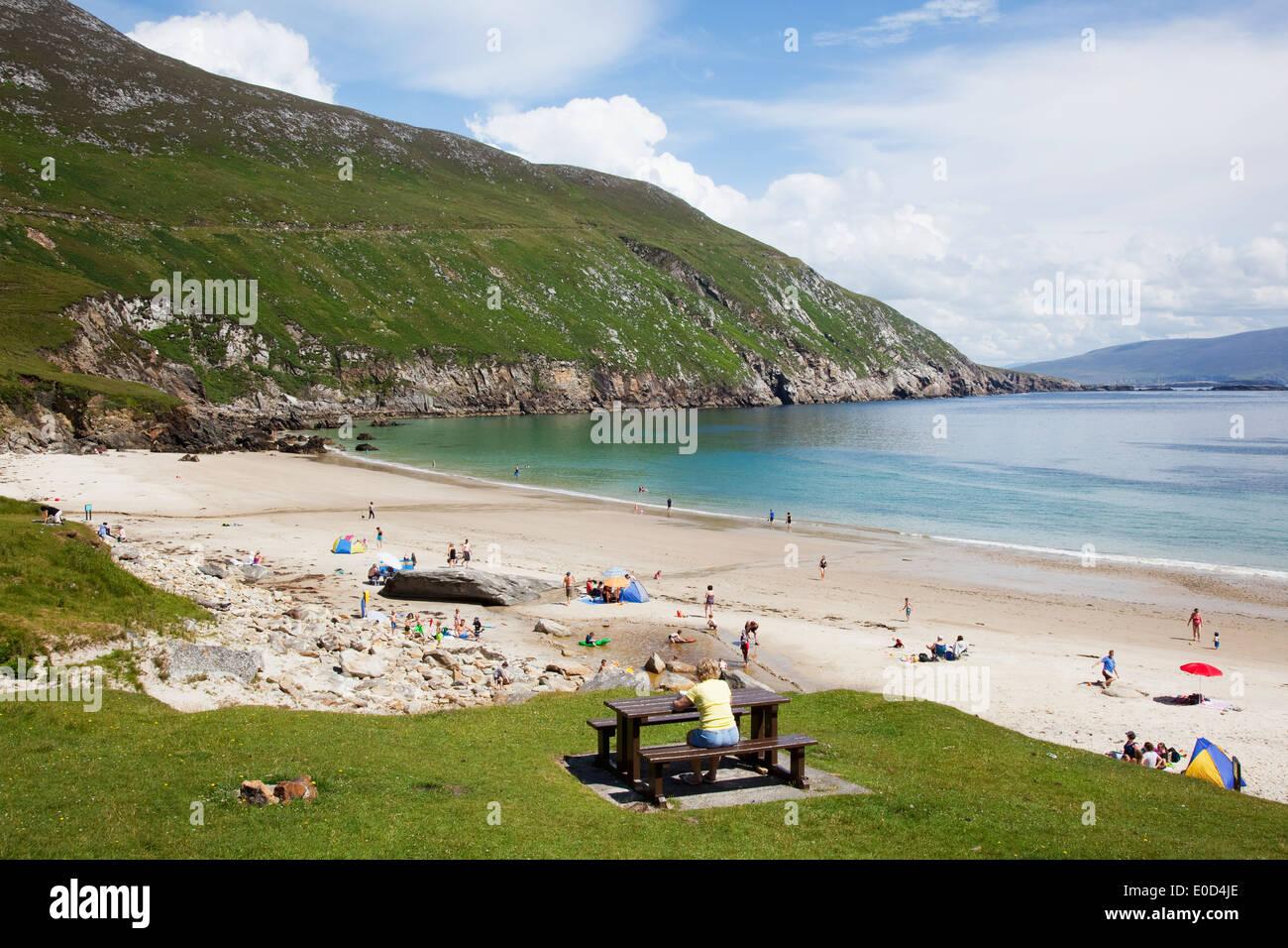 Achill Island Sand Beach