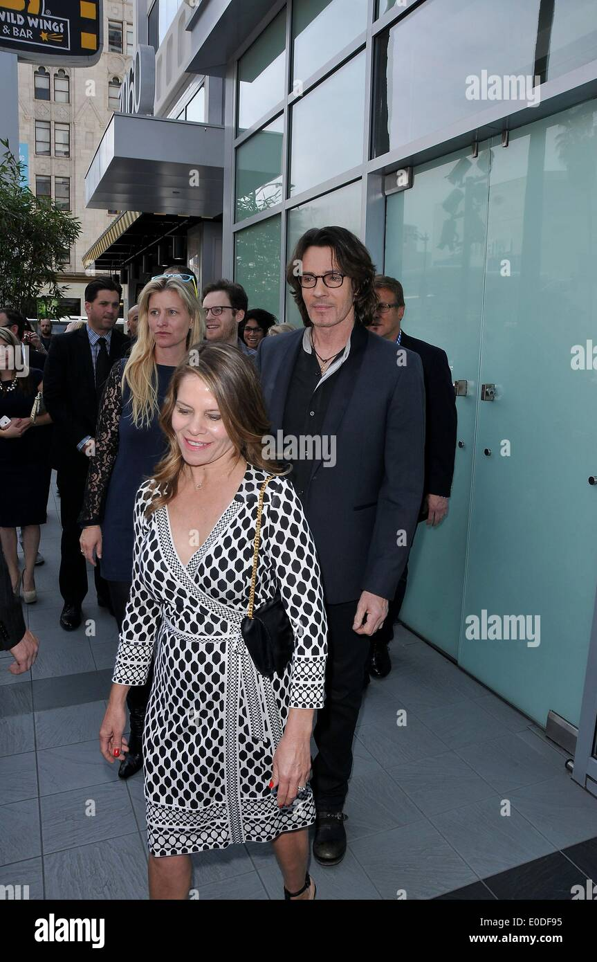 Rick Springfield And Barbara Porter High Resolution Stock Photography And Images Alamy