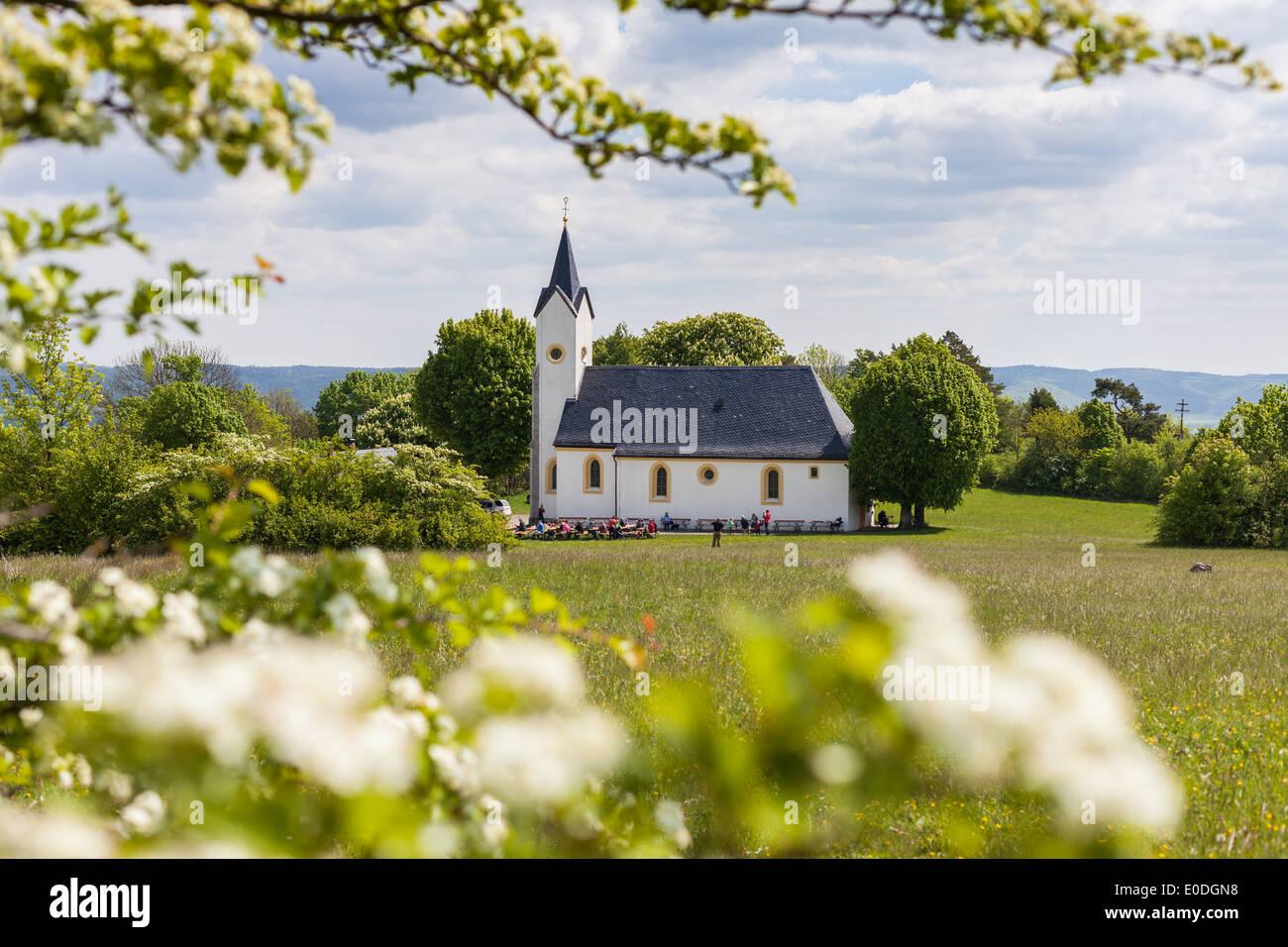 Adelgundis Chapell, Franconia - Stock Image