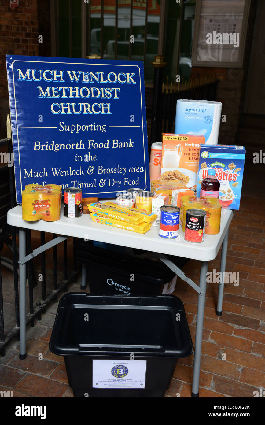 Food Bank Bridgnorth