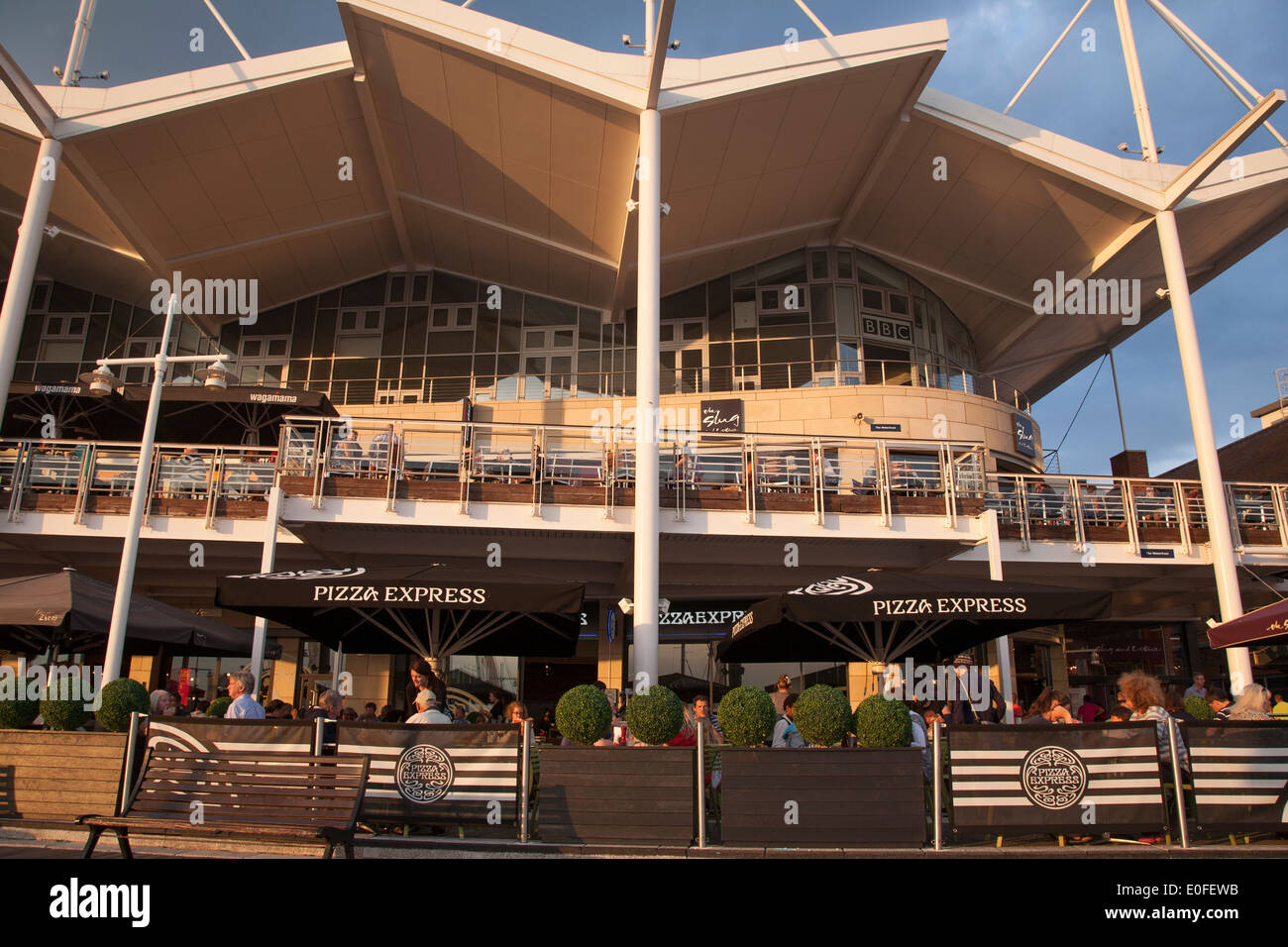 Pizza Express And Slug And Lettuce Bar And Restaurant