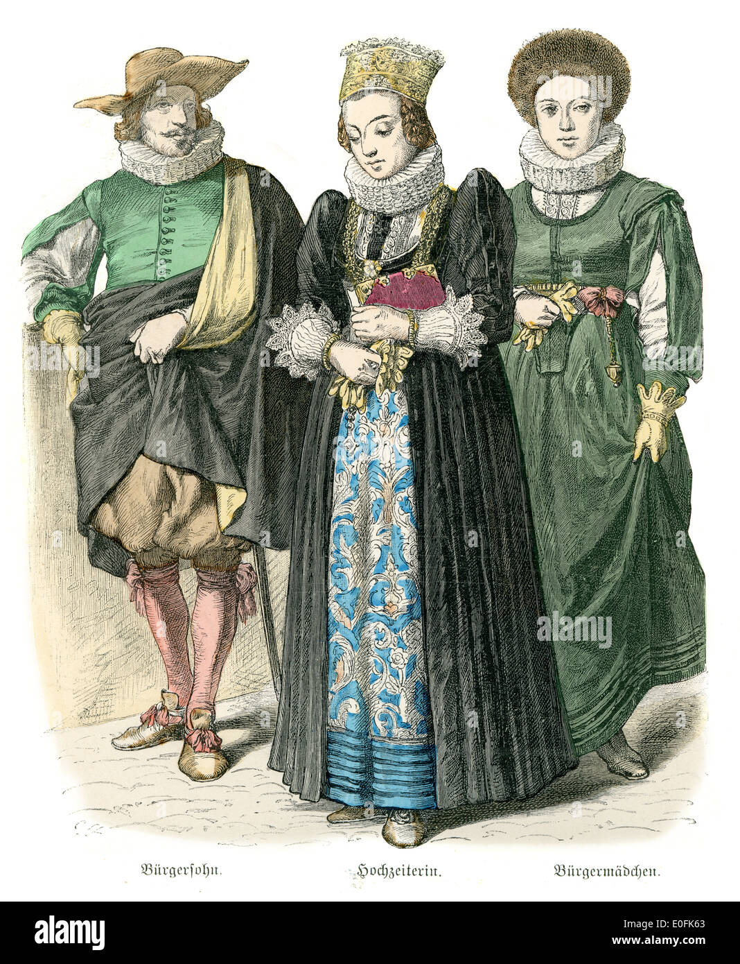 Th Century Fashion Girls