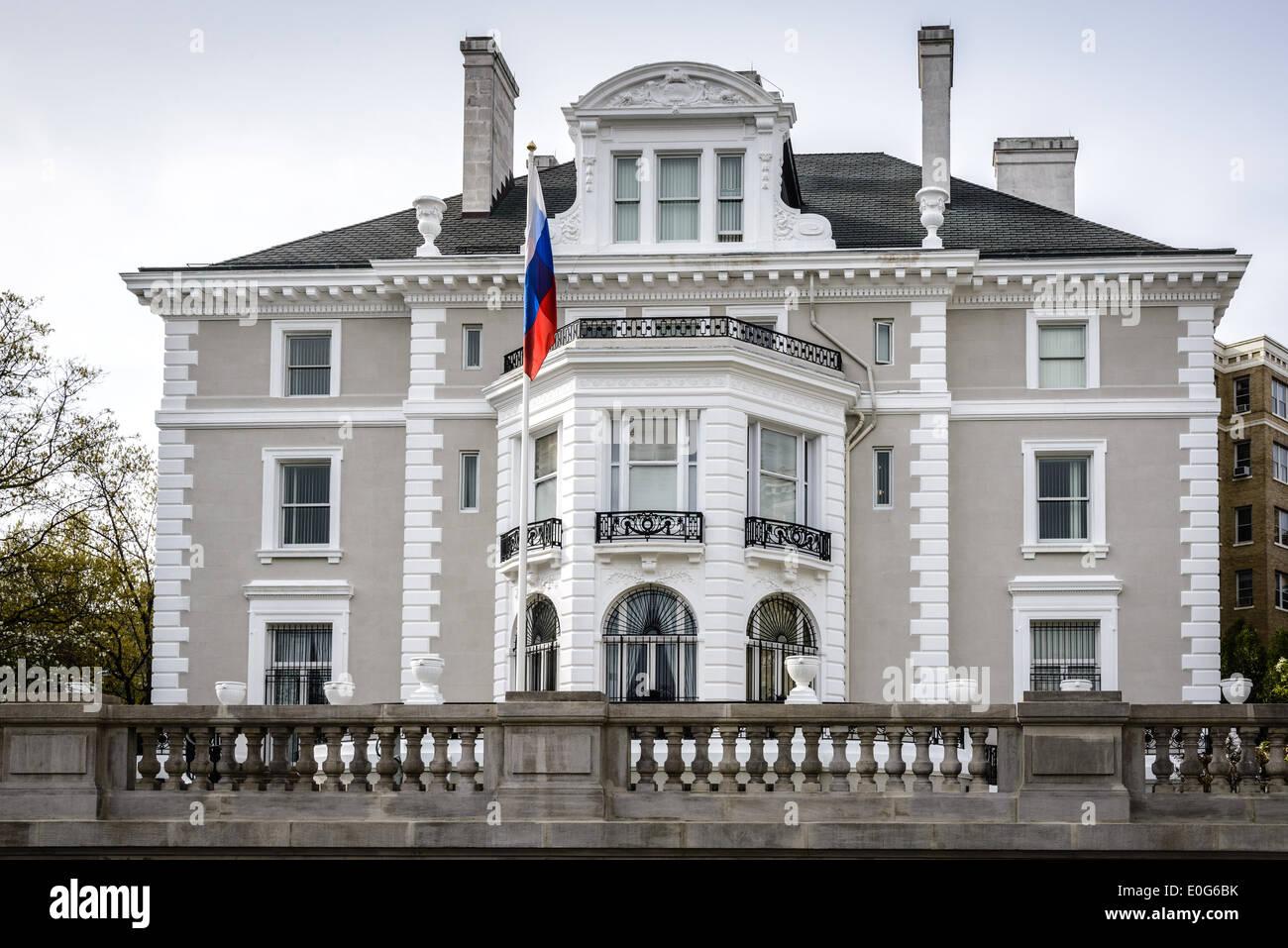 Trade Representation of the Russian Federation, Lothrop