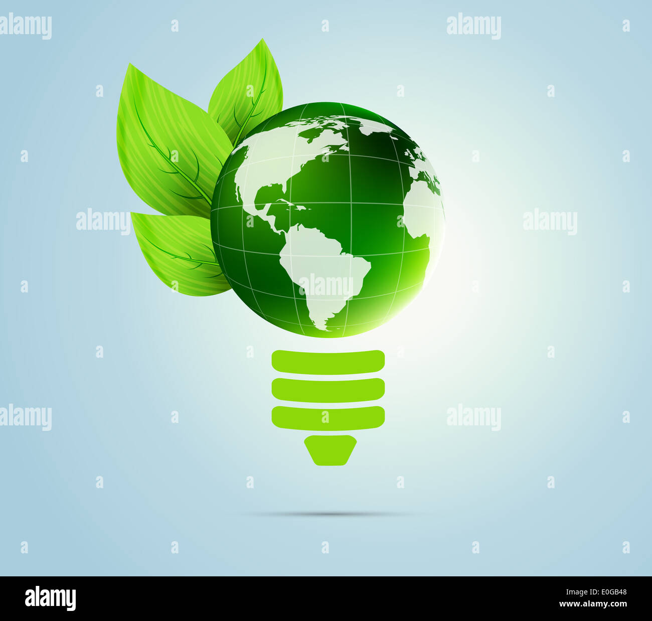 Green concept - Stock Image