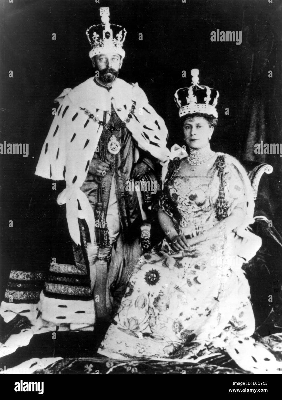 931a6527 King George V Stock Photos & King George V Stock Images - Alamy