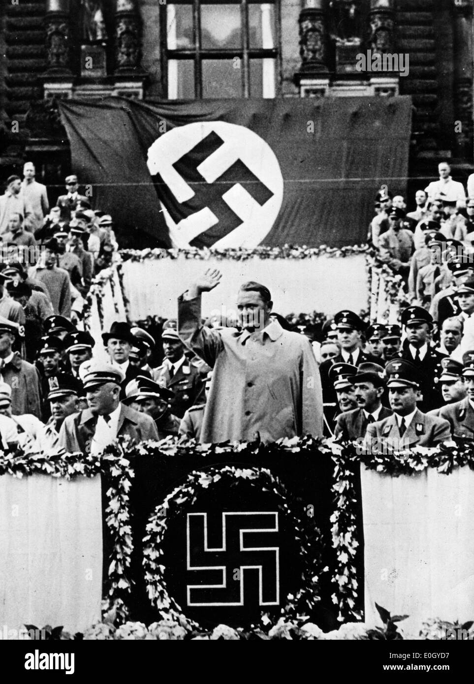 01, 1940 - Germany - File Photo: circa 1940s, exact location unknown. Nazi  leader HERMANN GOERING.