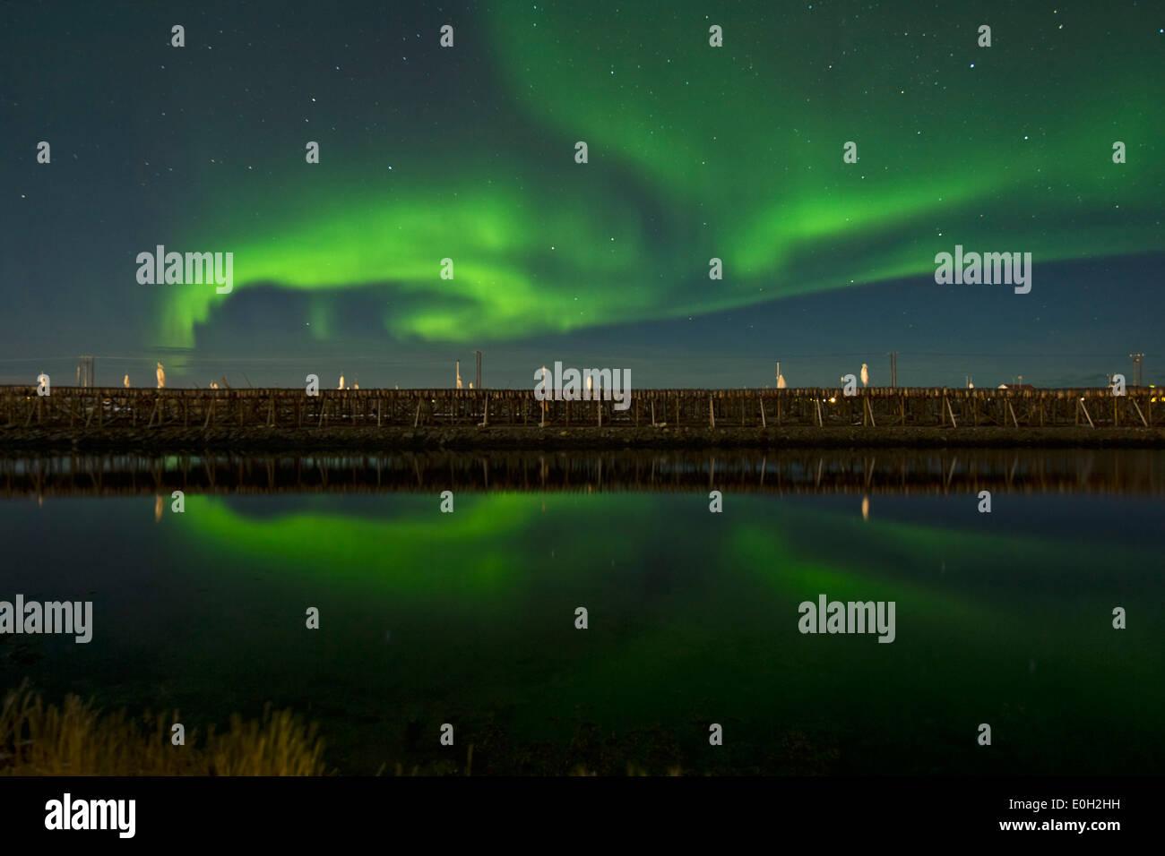 Nordlicht Beleuchtung | North Light Lofoten Nordlicht Lofoten Stock Photo 69216717 Alamy