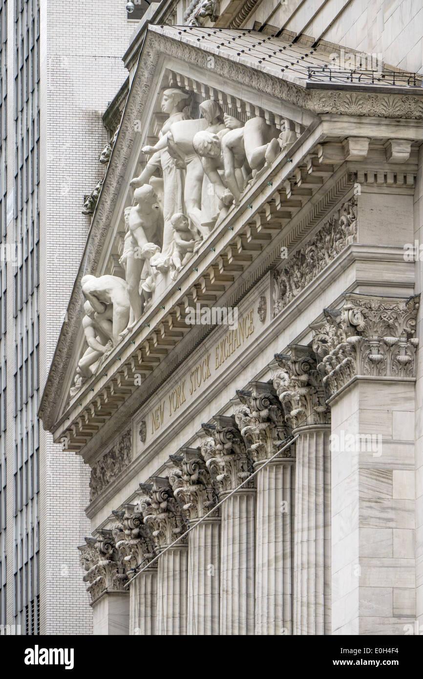 High relief sculpture stock photos