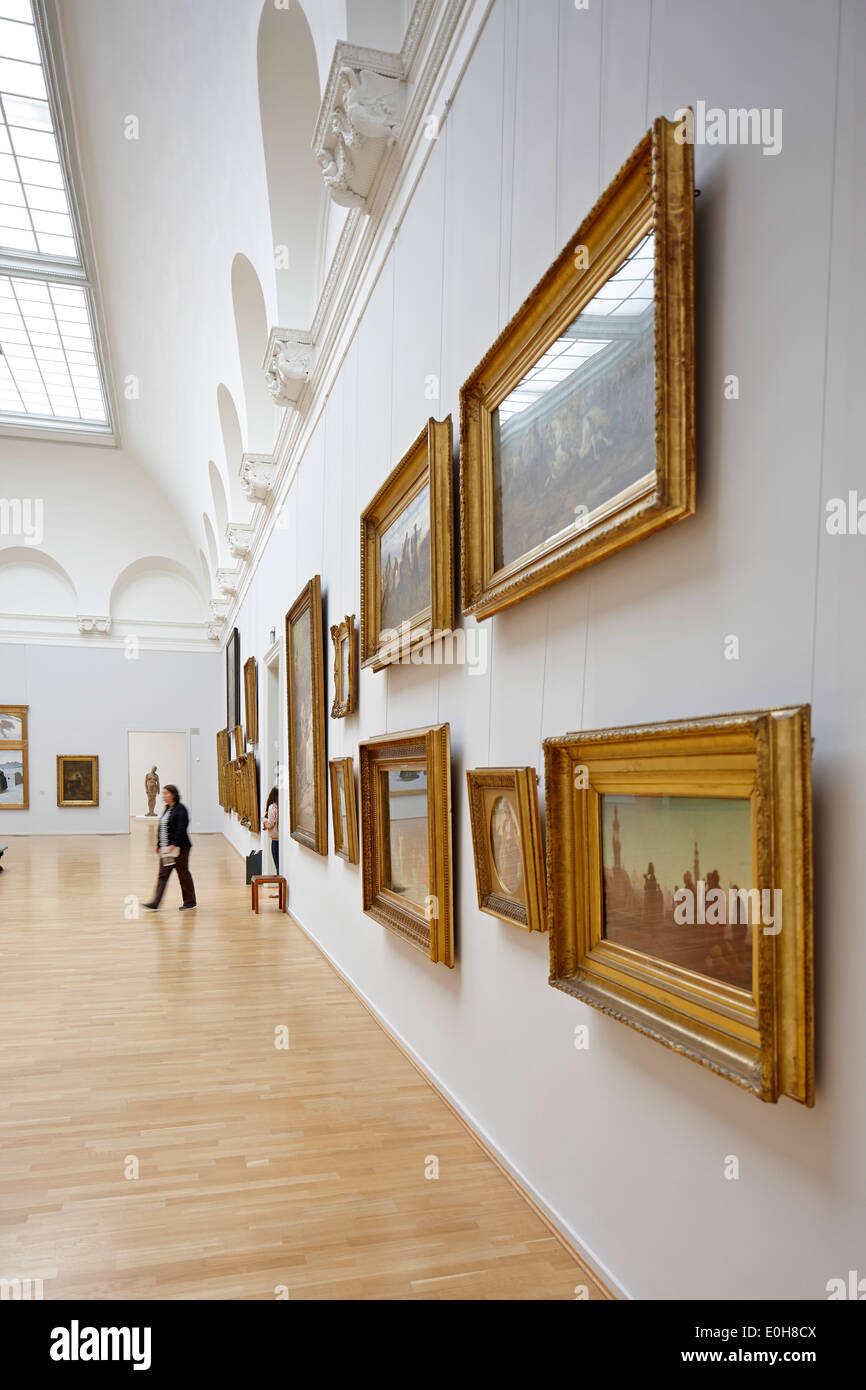 Art Hall Kunsthalle Stock Photos & Art Hall Kunsthalle Stock Images ...