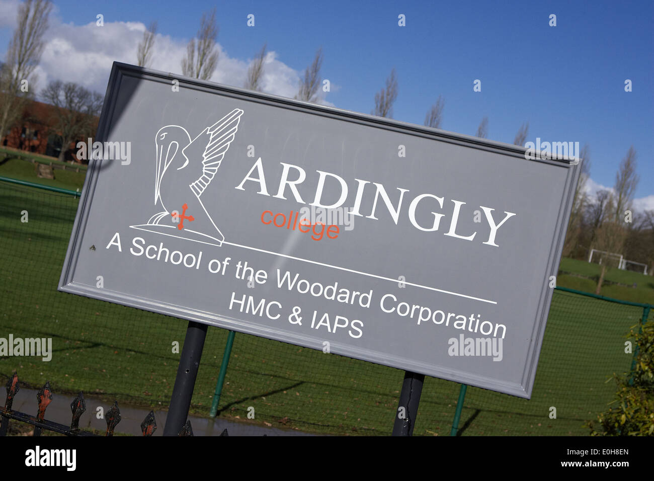 Ardingly College, Ardingly Sussex - Stock Image