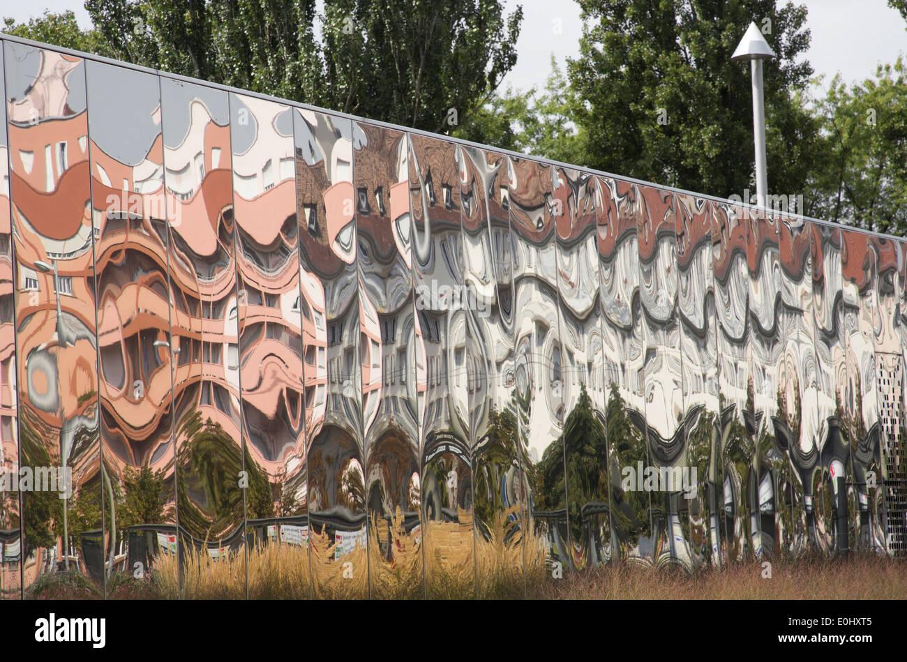 Museum in Strasbourg France - Stock Image