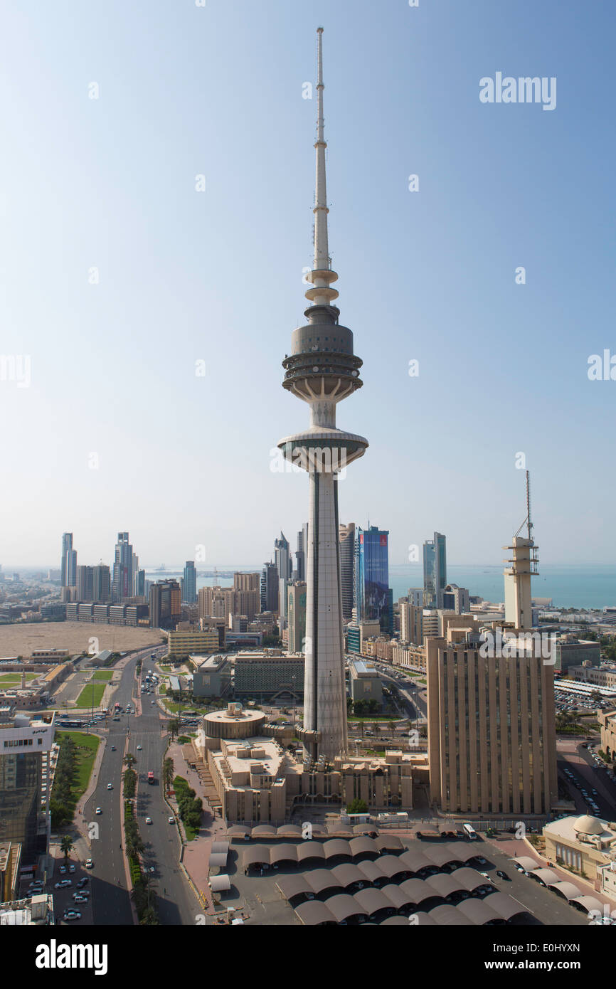 Kuwait tower picture — img 1