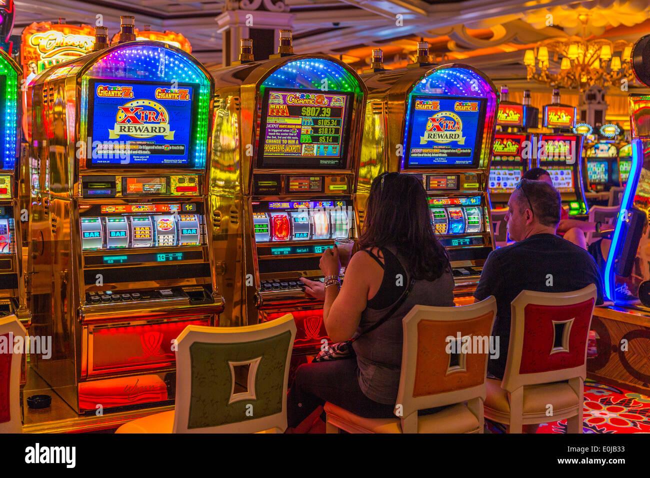 Wynn las vegas slot machines