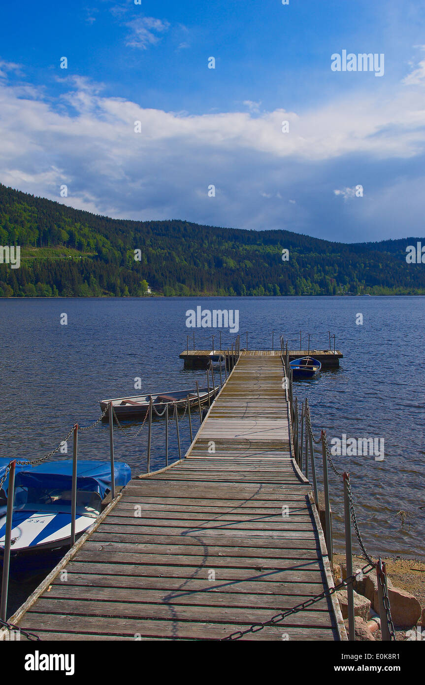 germany baden wuerttemberg view titisee stock photos germany baden wuerttemberg view titisee. Black Bedroom Furniture Sets. Home Design Ideas