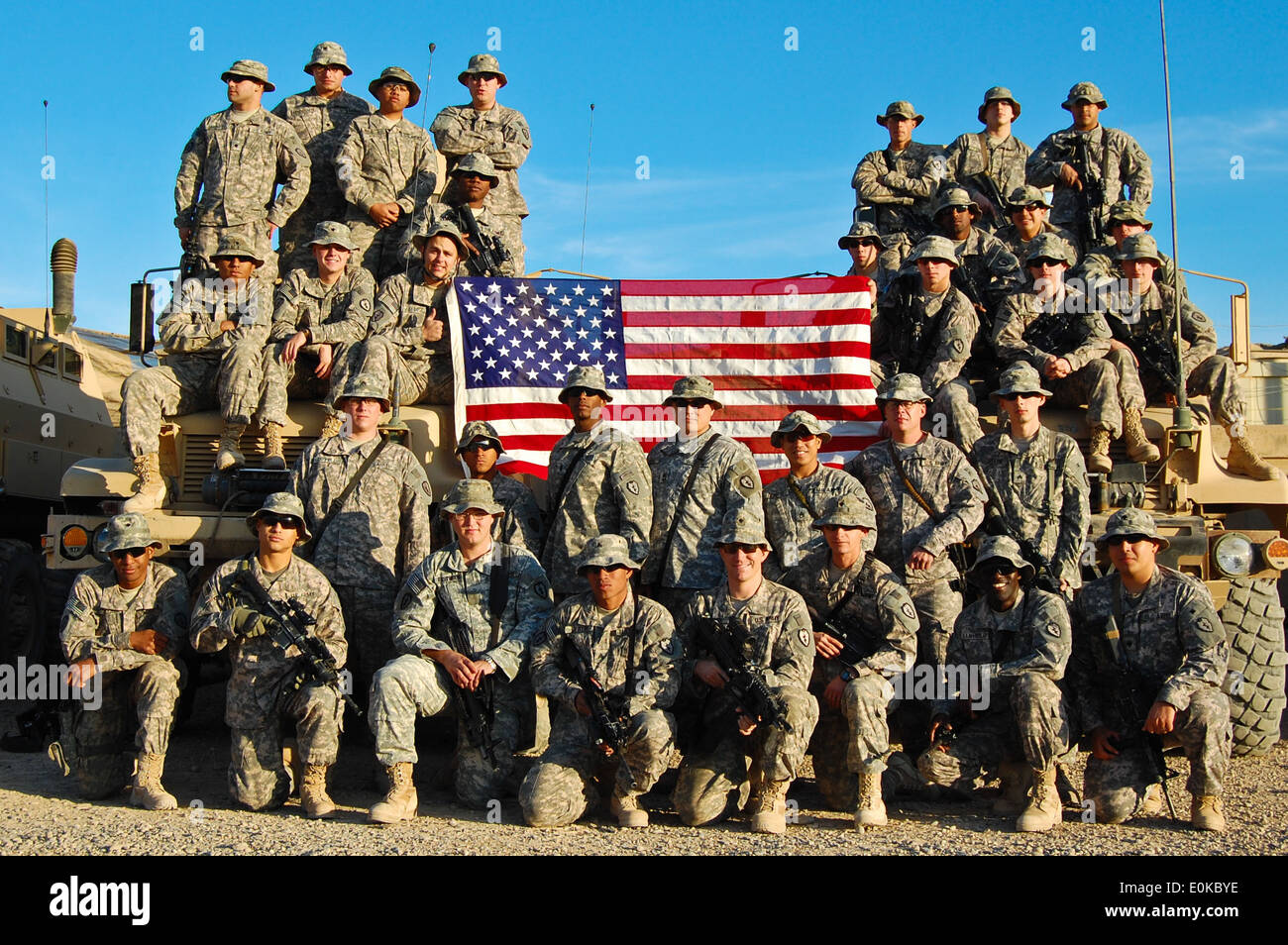 soldiers from platoon 3, company c, 2nd bn., 35th inf. regt., 25th