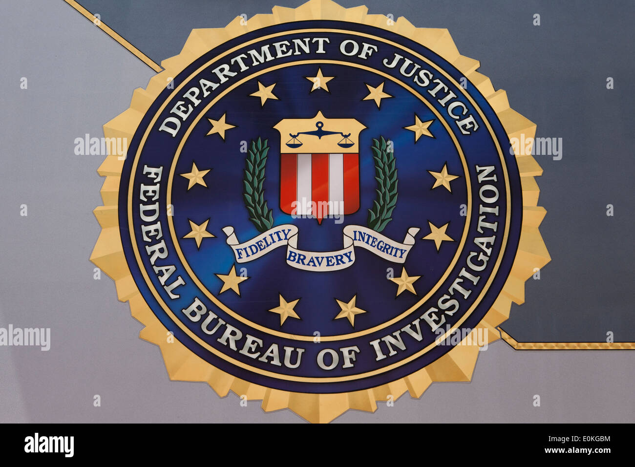 fbi seal logo stock photos fbi seal logo stock images alamy